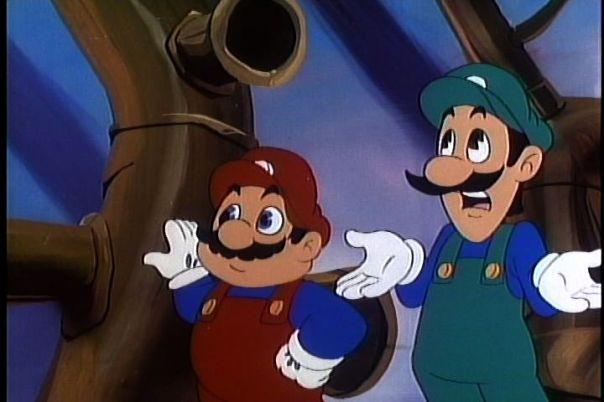 Mario Cartoon